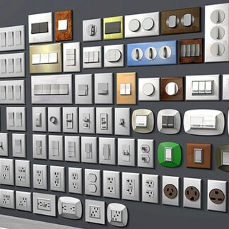 Devices, Switches and Dimmers